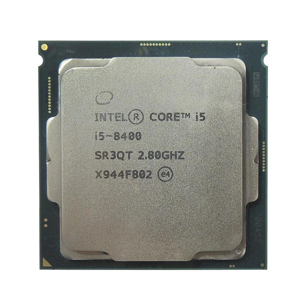 Processador Intel LGA 1151 Core i5-8400 2.80Ghz 9Mb Oem