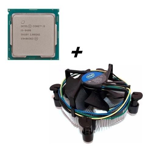 Processador Intel LGA 1151 Core i5-9400 9MB 2.9GHz LGA1151 Intel Tray