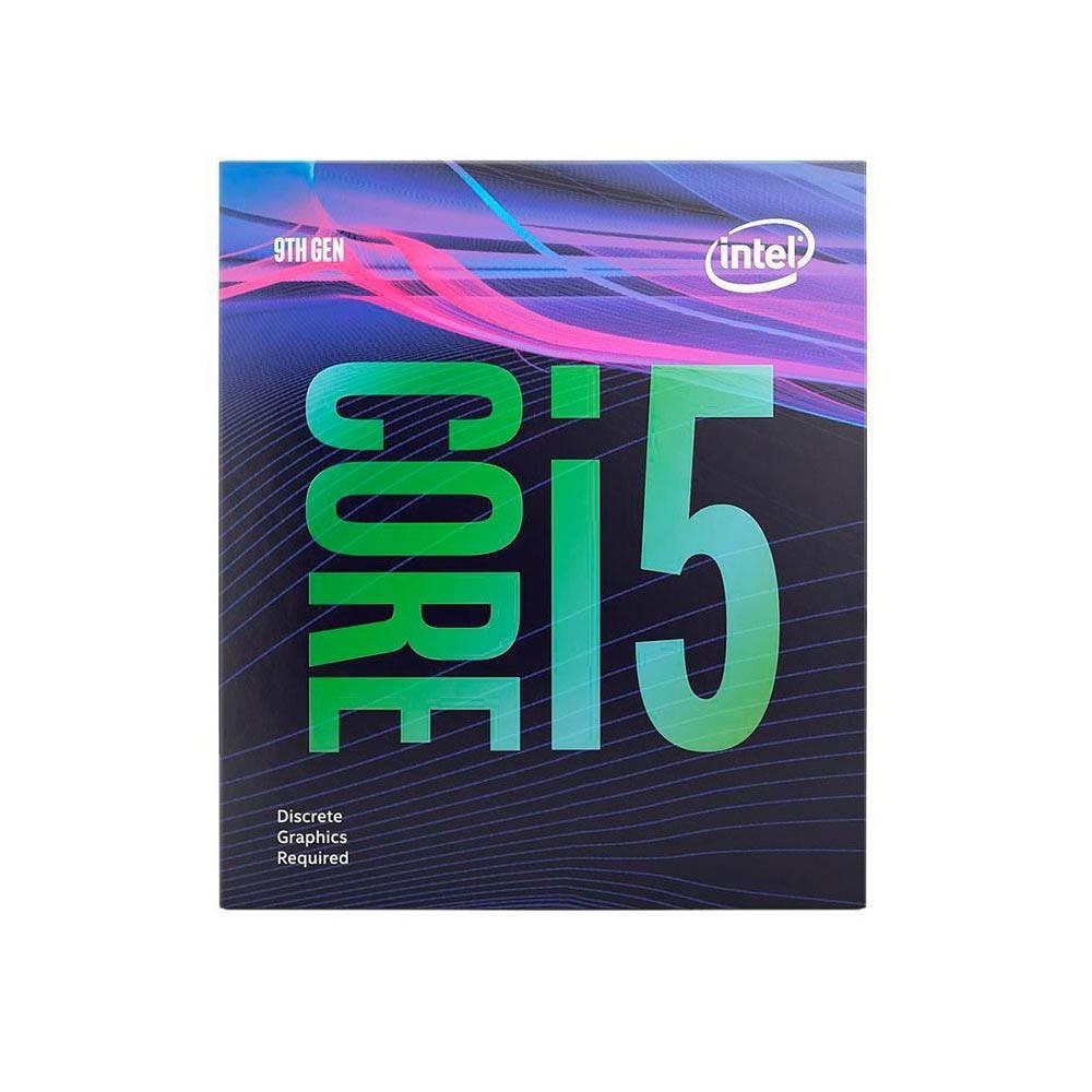 Processador Intel LGA 1151 Core i5-9400F 9MB 2.9GHz LGA1151 s/Video On-Board Intel BOX