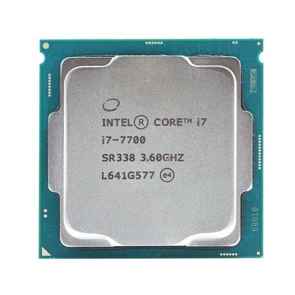 Processador Intel LGA 1151 Core i7-7700 3.6GHz/4.20GHz-Turbo/8 Mb Oem