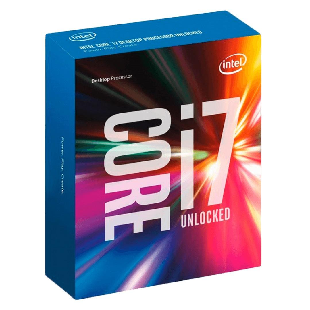 Processador Intel LGA 1151 Core i7-7700K 4.2GHz 8 Mb
