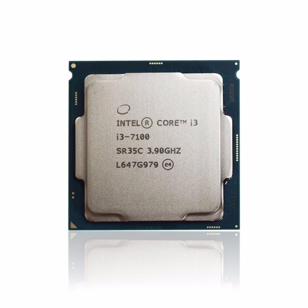 Processador Intel LGA 1151 i3 7100 3.9Ghz Oem
