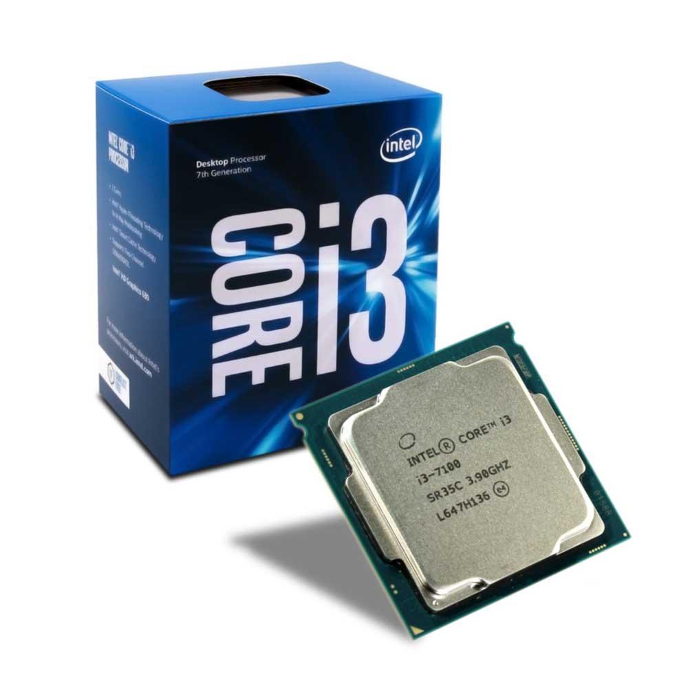 Processador Intel LGA 1151 i3 7100 3 Mb 3.9Ghz Kabylake BOX