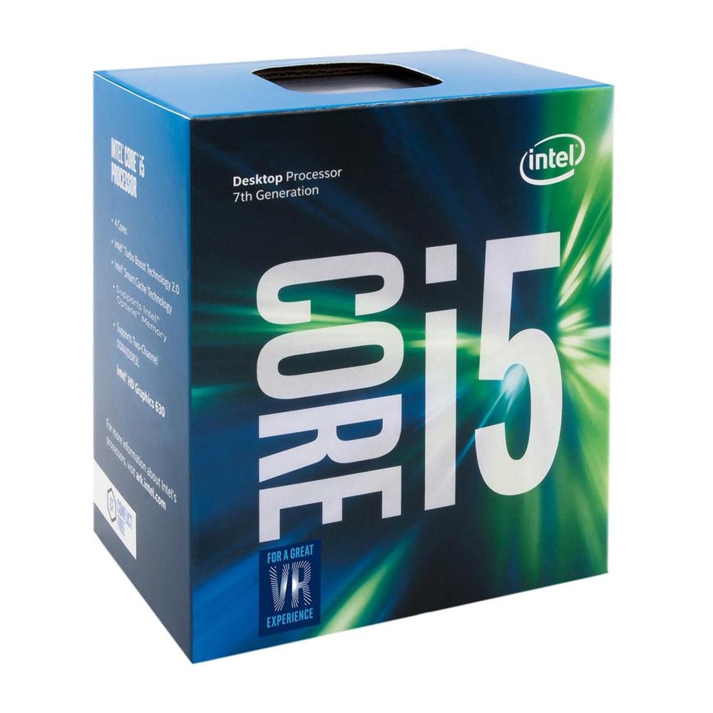 Processador Intel LGA 1151 i5 7400 3.0Ghz BOX
