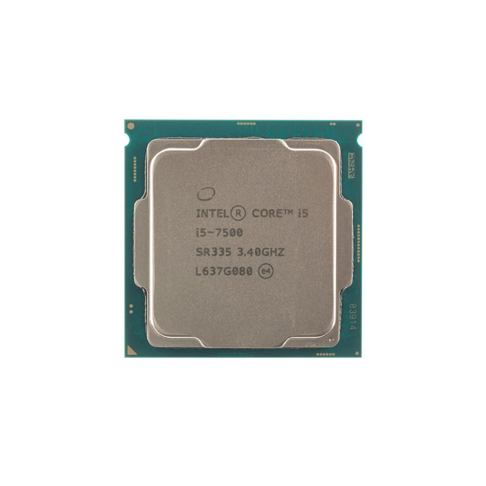 Processador Intel LGA 1151 i5 7500 3.4Ghz Oem