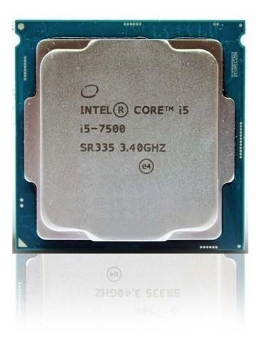 Processador Intel LGA 1151 i5 7500T 3.3Ghz Oem