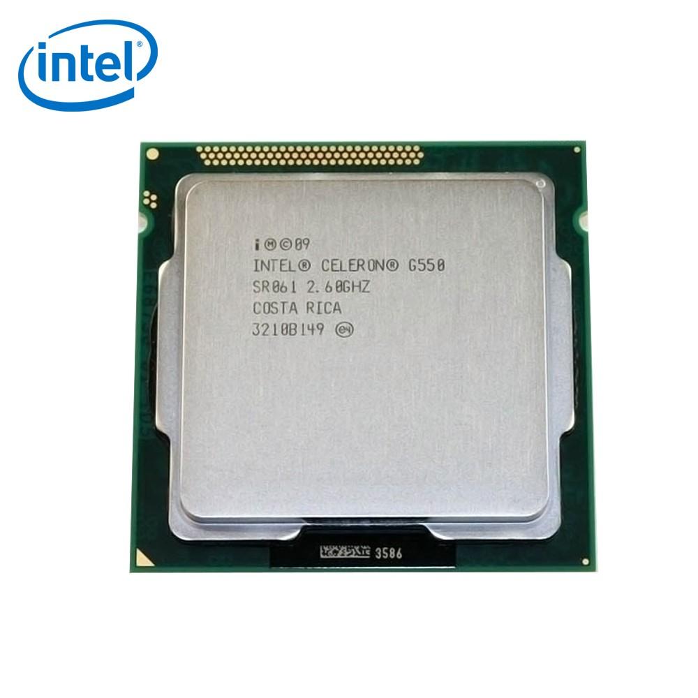 Processador Intel LGA 1155 Celeron Oem.