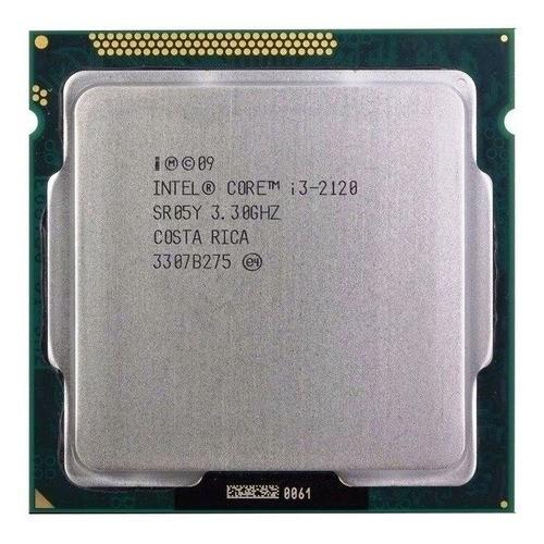 Processador Intel LGA 1155 Core i3 2120 3.30 3 Mb Tray