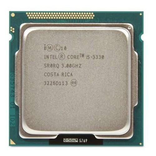 Processador Intel LGA 1155 Core I5-3330 3 Geração OEM