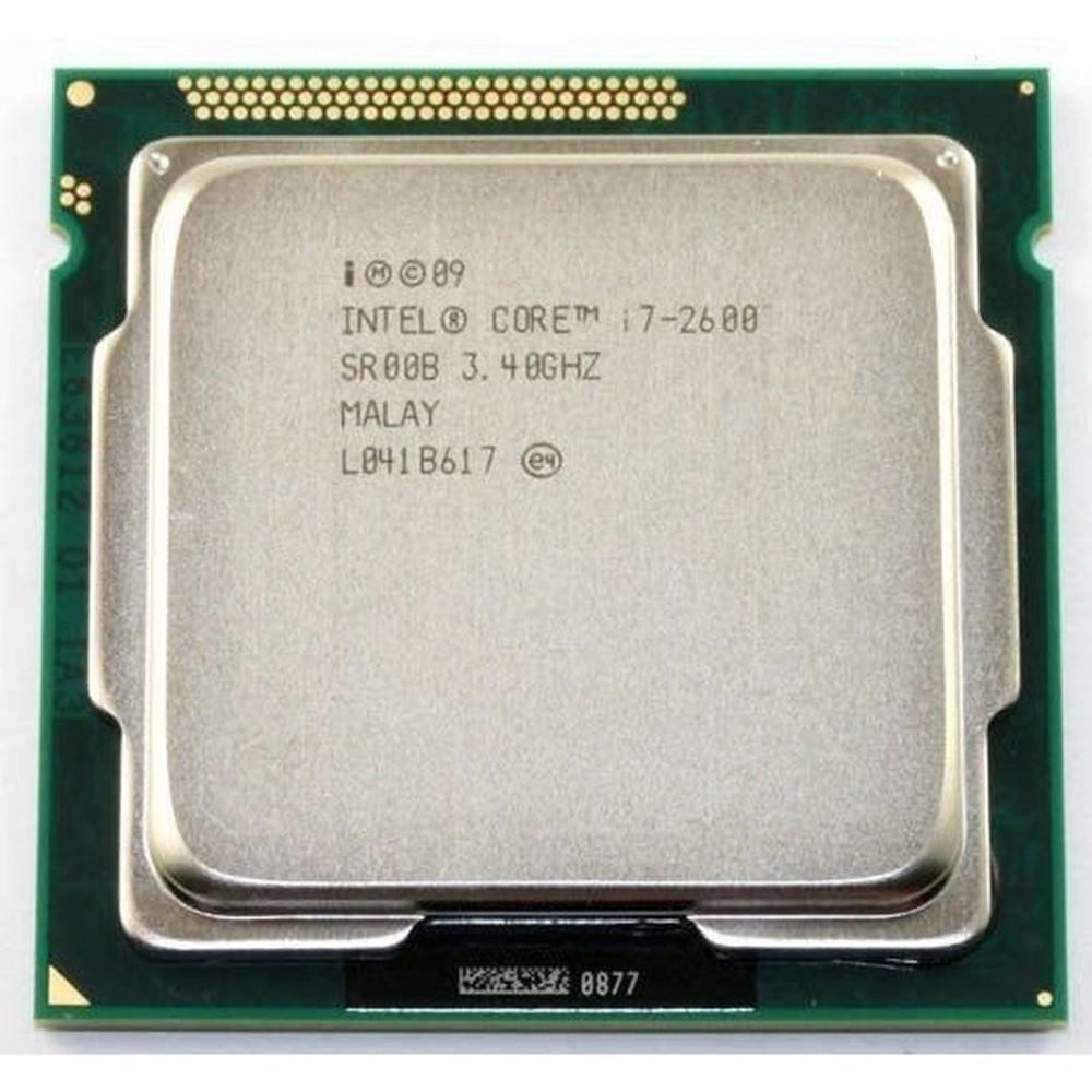 Processador Intel LGA 1155 Core I7-2600 2th Geração OEM