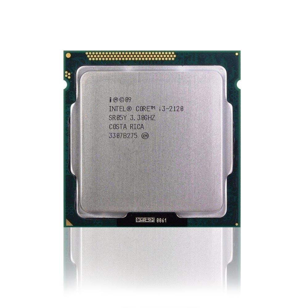 Processador Intel LGA 1155 I3-2120 2 Geração Oem