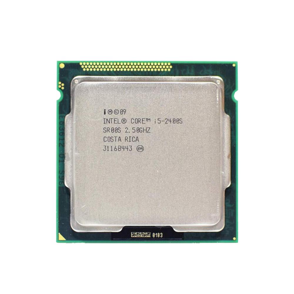 Processador Intel LGA 1155 I5 2400s 2.5Ghz 2a Gth OEM