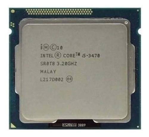 Processador Intel LGA 1155 i5 3470 3.20 6Mb Tray