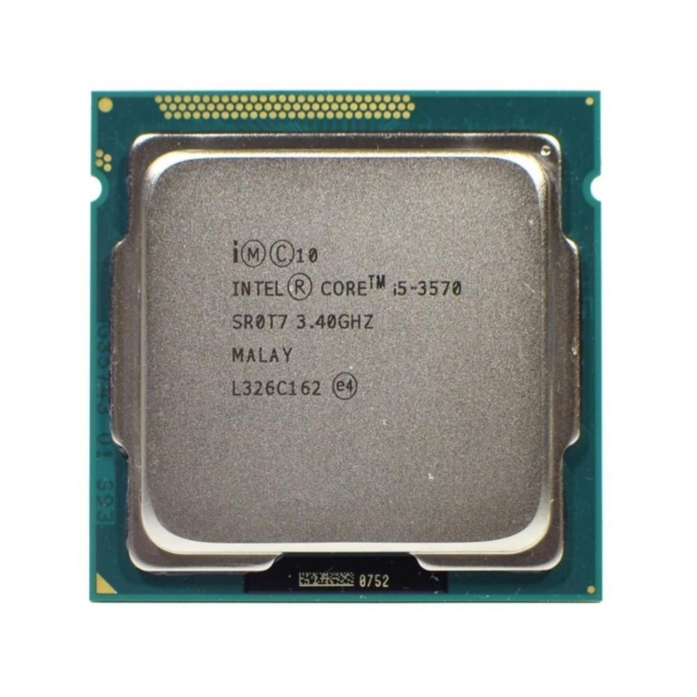 Processador Intel LGA 1155 I5-3570 3 Geração 3.8Ghz Oem
