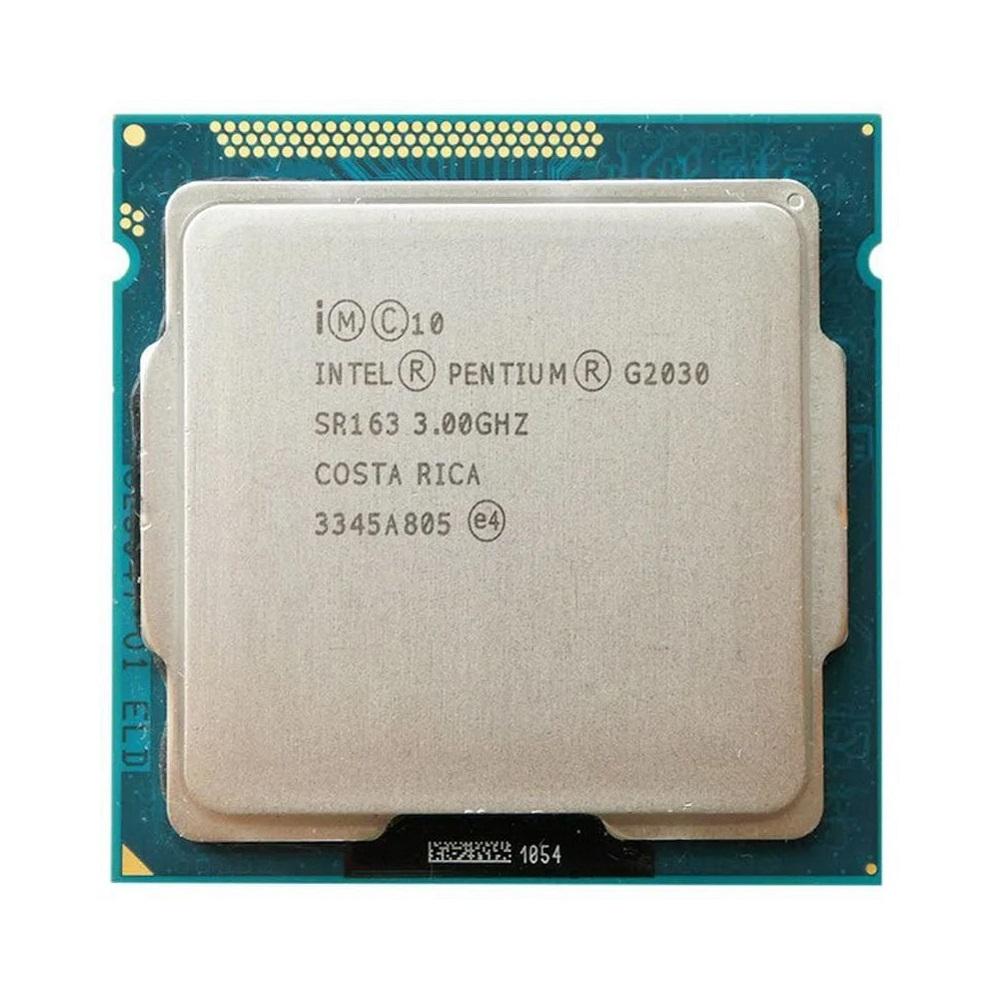 Processador Intel LGA 1155 Pentium 2030 3 Geração Oem.