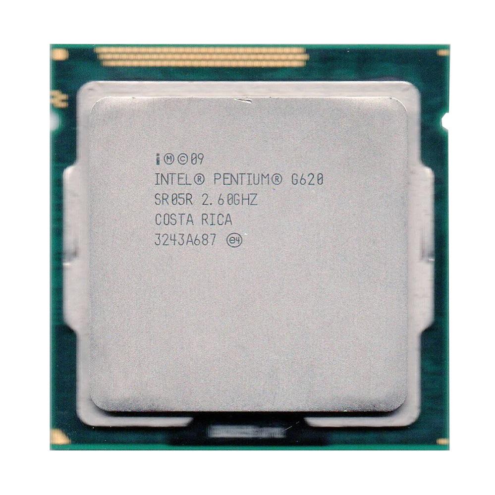 Processador Intel LGA 1155 Pentium G620 Oem