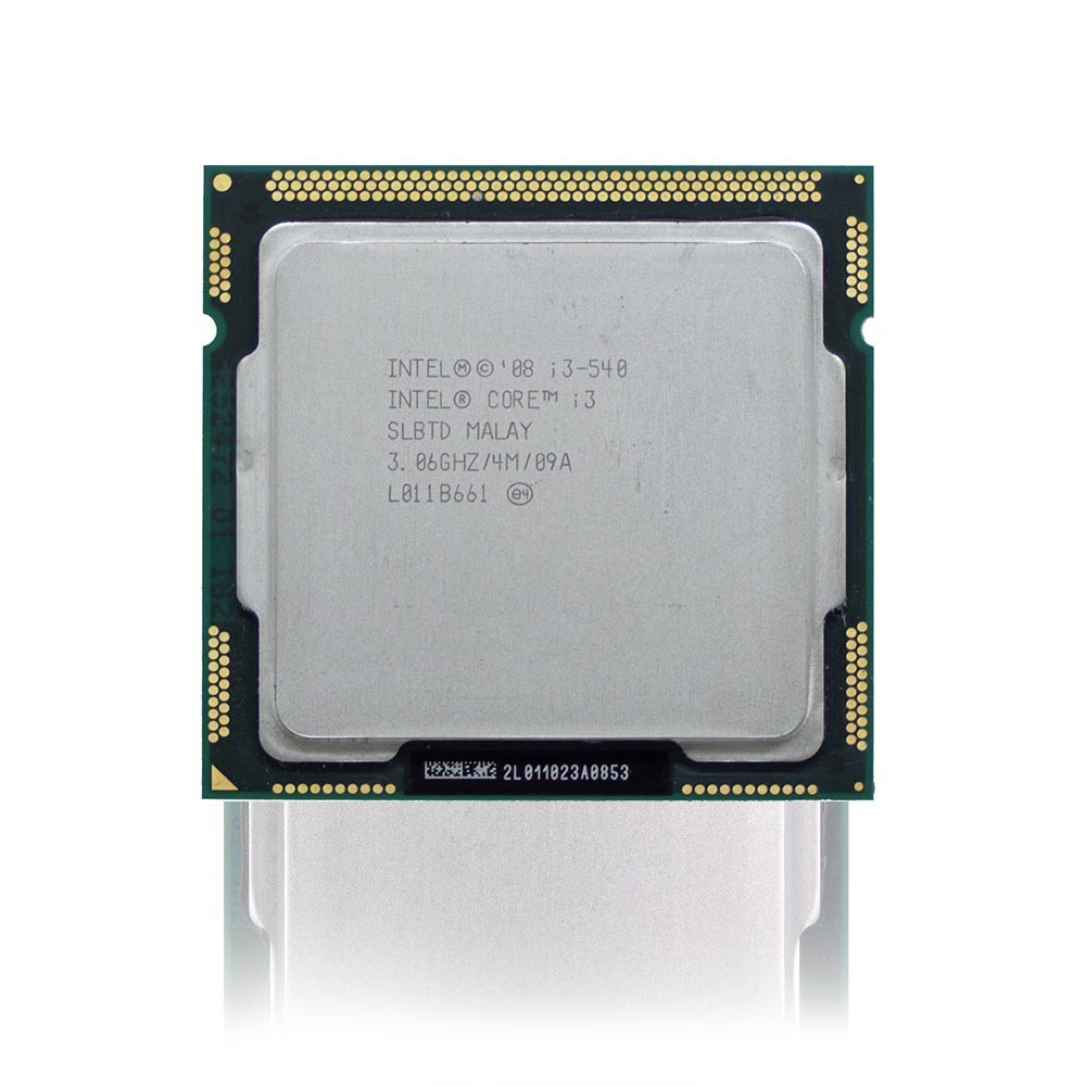 Processador Intel LGA 1156 i3 540 1 Geracao Intel Oem.