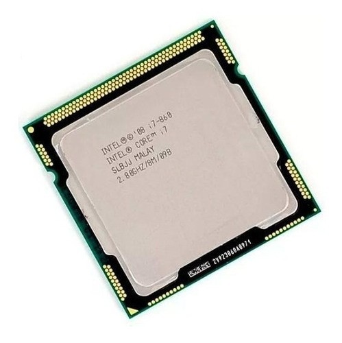 Processador Intel LGA 1156 i7 860 8M 2.8Ghz Oem