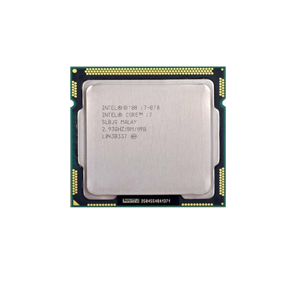 Processador Intel LGA 1156 I7 870 Oem