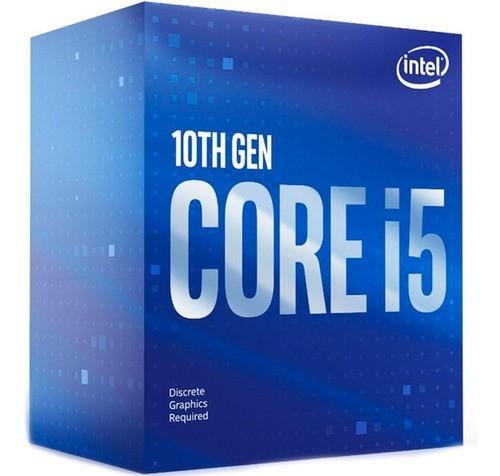 Processador Intel LGA 1200 Core i5-10400F 2.9GHz 12MB LGA1200
