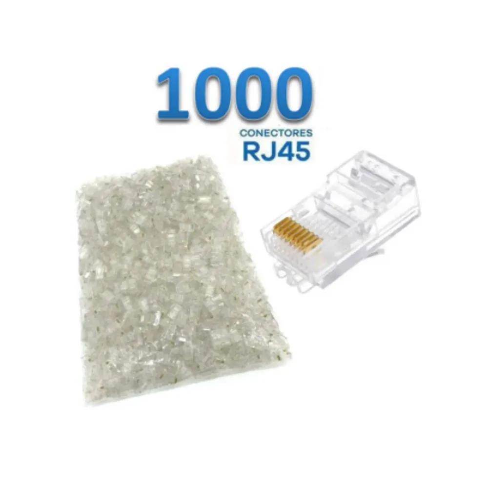 RJ 45 PC c/ 1000Un