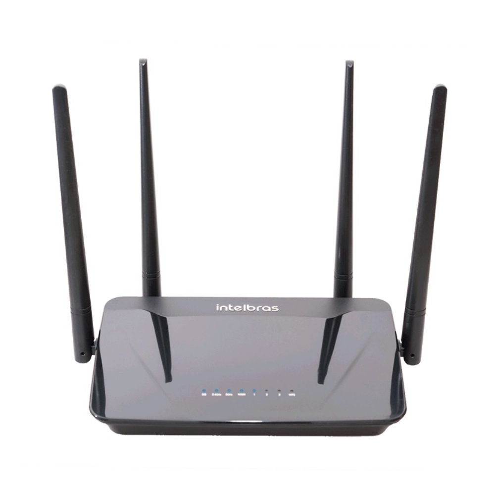 Roteador Wireless ACtion RF 1200 Wi-Fi 5 Intelbras