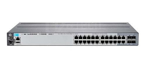 Switch 24 Portas 10/100/1000 2920 24G POE+ Arruda J9727A HP