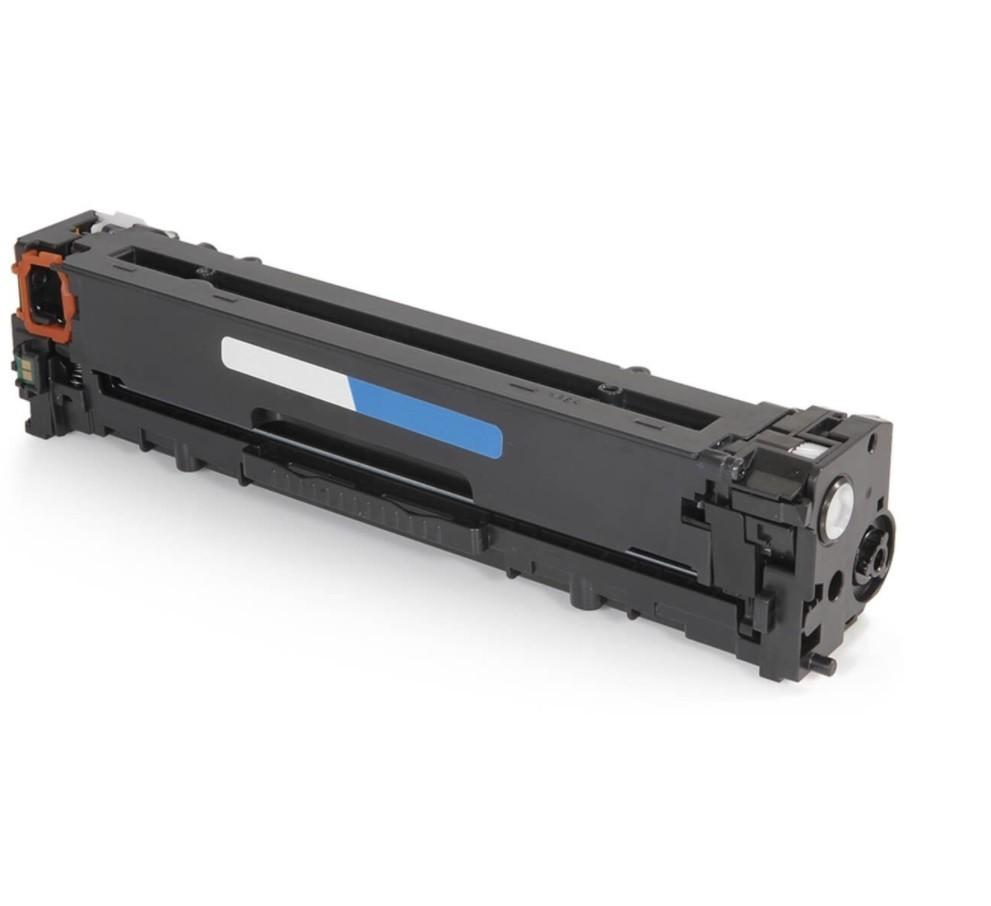 Toner Laser Compatível CB541A / CE321A / CF211A Amarelo Bravo
