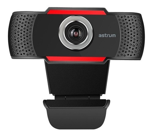 Webcam 720p USB c/ microfone WM720 Astrum