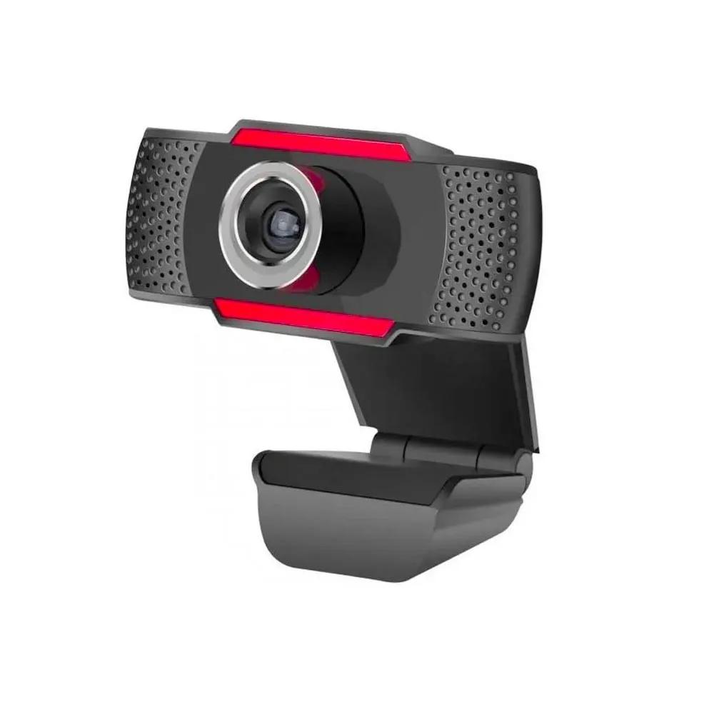 Webcam HD USB c/ microfone CAM7412 BOX