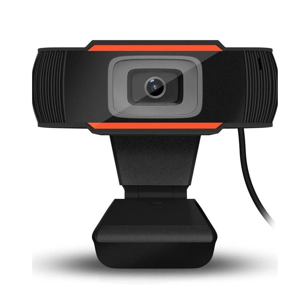 Webcam USB c/ microfone Full HD 1080p Vision