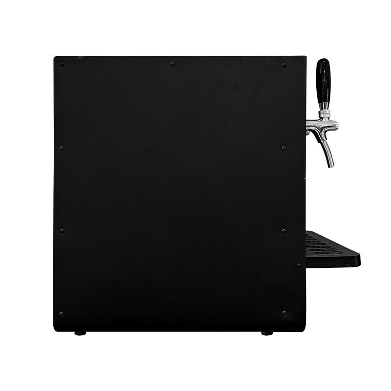 Chopeira Elétrica Bravo!Black X COMPLETA 2 Torneiras C/ Visor LED, 70 Litros / Hora