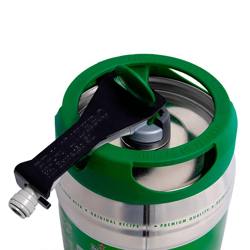 Mini Kit De Extração Bravo!Zero - Compatível com Barril 5l Heineken