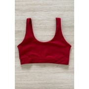 TOP LAYLA RED