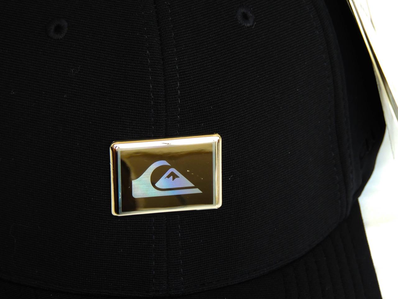 Boné Quiksilver Juvenil Plate Laser (Placa)