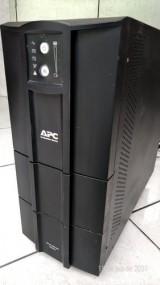 Nobreak Apc Smc3000xlbi-br Smart-ups 3000va, 115v/220v,(bivo