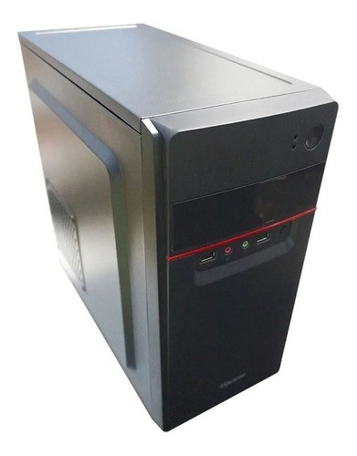 Computador I3 8gb Ddr3 Hd 500gb Fonte 200w Completo Linux