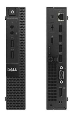 Nuc Thin Client Mini Cpu Dell Optiplex 3020core I3 500gb 8gb
