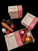 6 Lembrancinhas Feliz Páscoa Para Mulheres Amam Chocolates