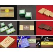 Brindes corporativos personalizados em chocolate - Caixa Luxo - Preço Sob consulta