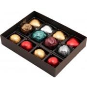 Caixa Chocolate Coração Trufa Marshmallow Presente Namorado