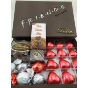 Caixa Chocolate Sortidos Super Premium Friends Namorados