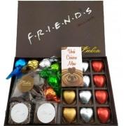 Caixa Chocolate Sortidos Super Premium Friends Namorados
