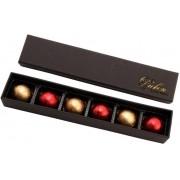Caixa de Chocolate com Bombons de  Marshmallow Presente
