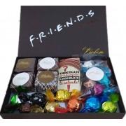 Caixa de Chocolates Friends Pães de Mel Trufas