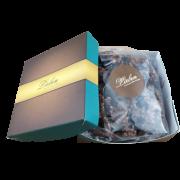 Crocante Chocolate Ao leite Cryspy Campos Presente Consumo