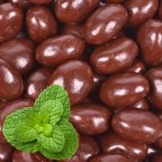 Drágeas  Licor de  Menta Com Chocolate ao leite 500g