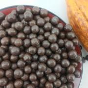 Drágeas  Licor de Conhaque Com Chocolate ao leite 1000g