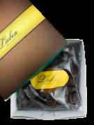 Mini Pão de Mel Chocolate Ao leite para Comer igual Pipoca