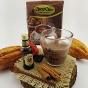Presente Especial Dia dos Pais Chocolate Quente Cremoso Caneca Amarula Marshmallow Melhor Pai do Mundo